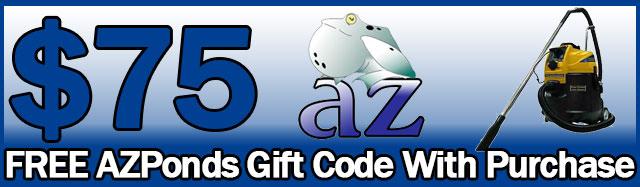 75 gift certificate banner