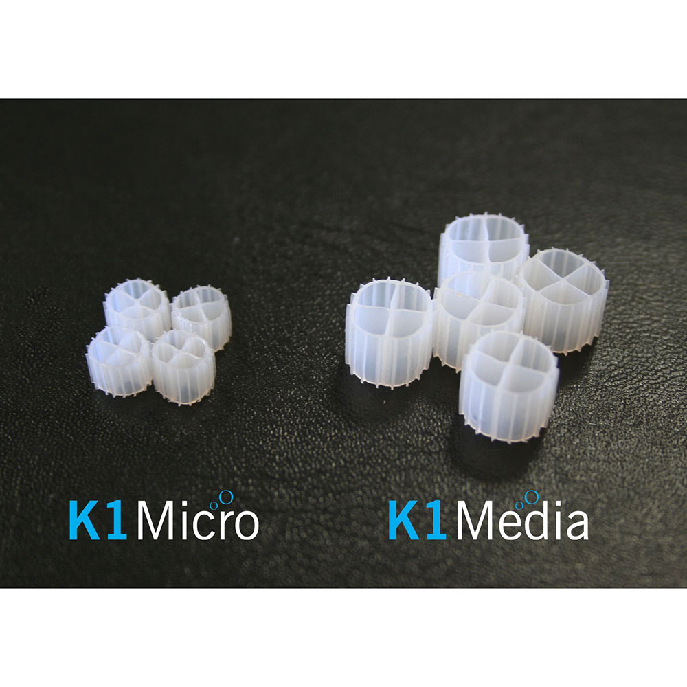 Evolution Aqua K1 Micro Media 1 Litre K1micro1l Azponds Supplies